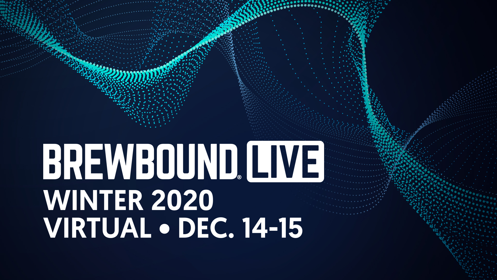 Brewbound...Live Winter 2020