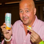 CASCAL Pairs Up with Bizzare Foods' Andrew Zimmern to Launch New Can Packaging