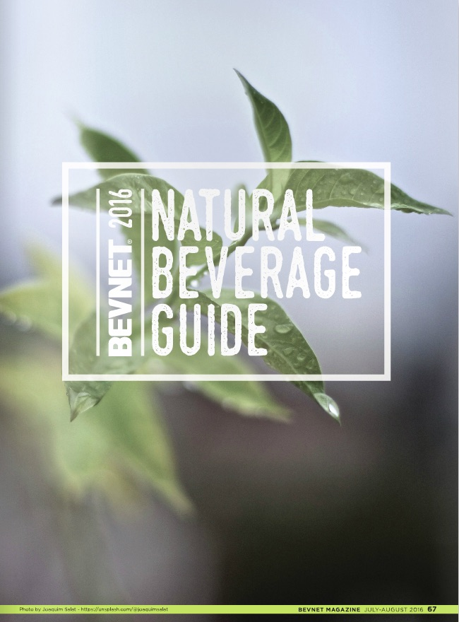 View 2016 Natural Beverage Guide Online