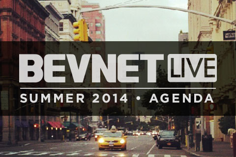 Agenda for BevNET Live Summer 2014 is Now Available