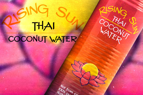 Review: Rising Sun Coconut Water