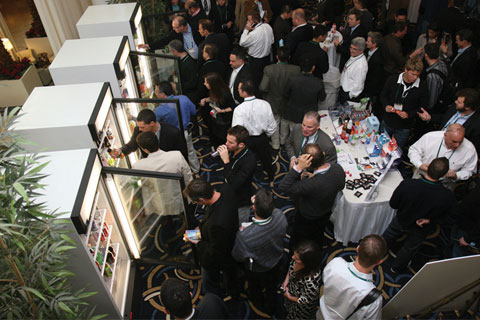 Showcase Your Brand at the Sampling Bar at BevNET Live Summer '14