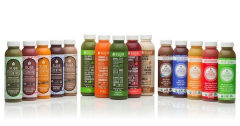 Suja Juice family