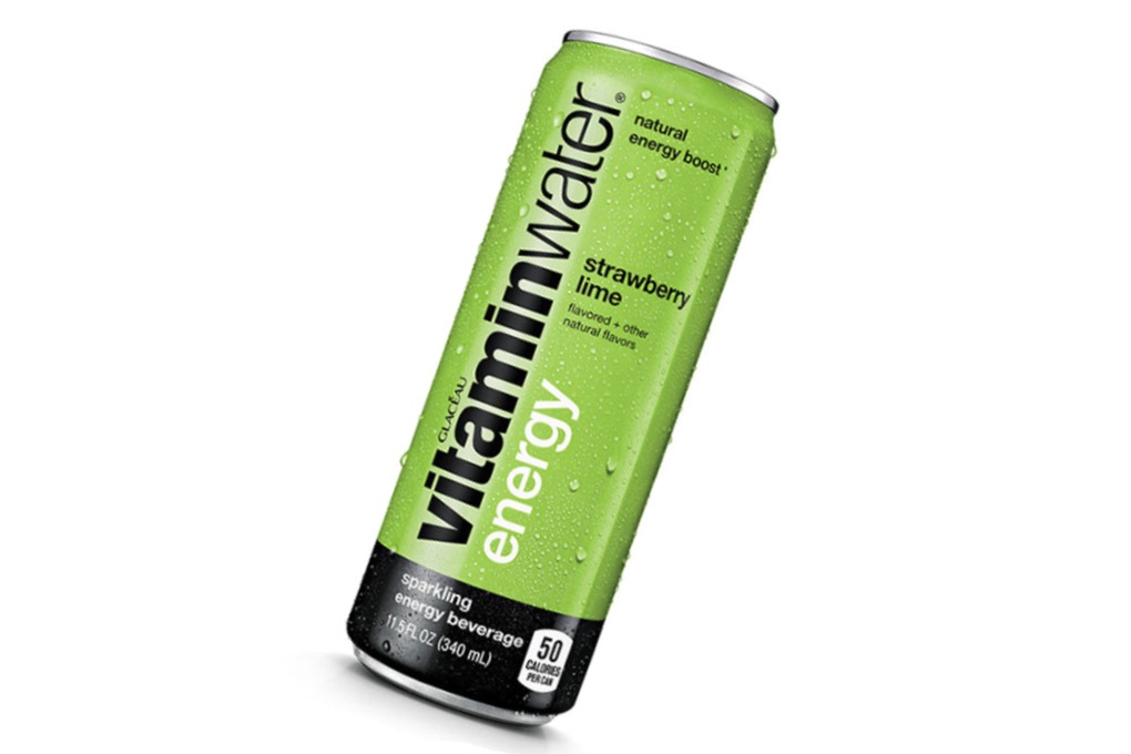 Vitaminwater Releases Latest Energy Iteration