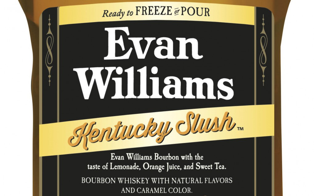 Heaven Hill Distilleries to Test New Evan Williams Kentucky Slush in Select Markets