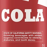 Calif. Assembly: No Warning Labels on Sugary Drinks
