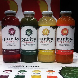 Purity Organic Superjuice