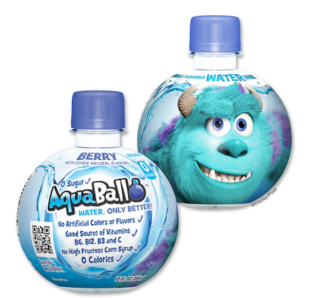 Walmart to Carry Aquaball by True Drinks