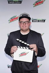 PepsiCo Mountain Dew Green Label Open Call Winner