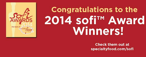 The Winners of the 2014 sofi Awards