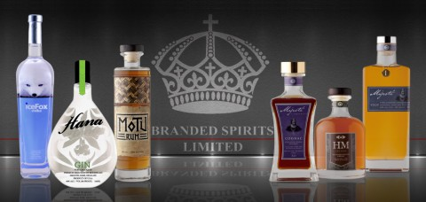 Branded Spirits USA Launches Five New Products