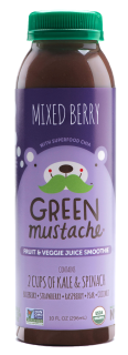 Green Mustache Mixed Berry