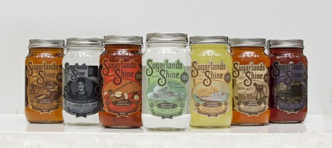 Sugarlands Distilling Co Moonshine