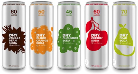 Dry Soda Launches Craft Soda Discovery Pack