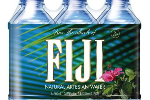 Fiji Water Named Official Water of Emmy Awards and Governors Ball