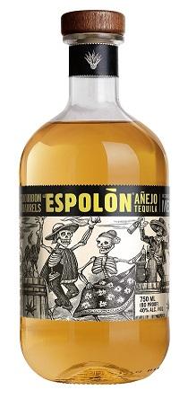 Espolon Tequila Bourbon Barrel-Finished Anejo