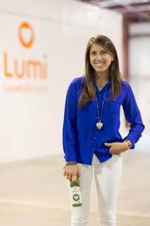 Lumi Juice Founder-CEO Hillary Lewis