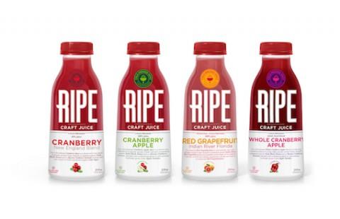Ocean Spray, FreshBev Partner on New Cold-Pressed, HPP Juices