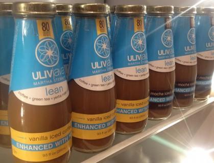 ULIVjava Brings Marketing Muscle of Martha Stewart to RTD Coffee