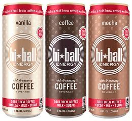 Hiball Cold-Brewed Coffee