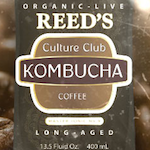 Expo East Intro: Coffee Kombucha by Reed's