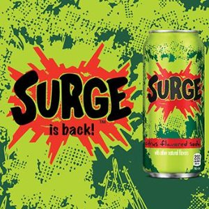 surge is back