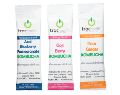 Organic Drink Mix Packets