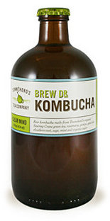 Brew Dr. Kombucha bottle