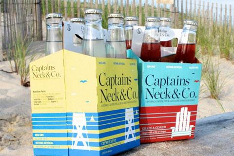 Review: Captains Neck & Co.