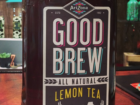 "AriZona Aims For the Dairy Aisle with ""Good Brew"""
