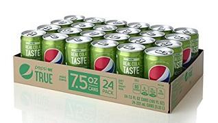 Pepsi True 24-pack