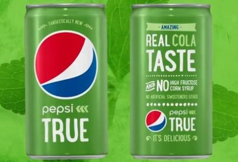 Environmental Activists Briefly Take Down Pepsi True