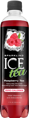Sparkling ICE Tea Raspberry