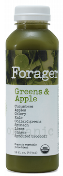 forager greens apple
