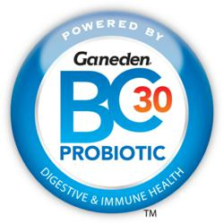 GanedenBC30 is Gluten-Free