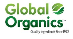 global organics logo