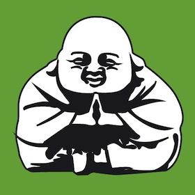 thirsty buddha logo