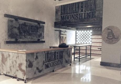 American Born Moonshine Bar