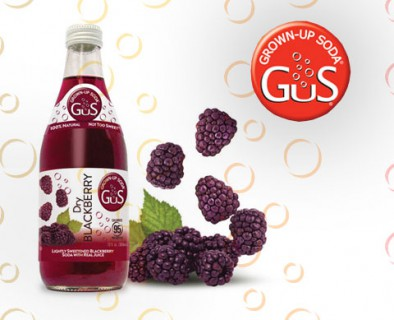 Review: GuS Dry Blackberry