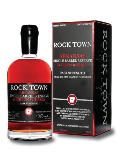 Rock Town Distillery Whiskey