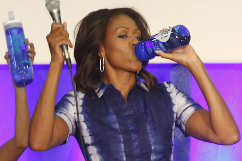 International Bottled Water Association Renews Support of Michelle Obama's Drink Up Campaign