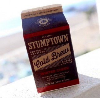 Review: Stumptown Winter Cheer Cold Brew