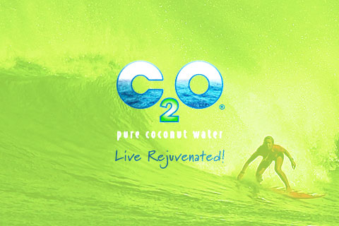 Review: C2O Coconut Water (Original and Chocolate Varieties)