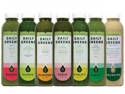Seeing Green: WhiteWave Invests $3 Million in HPP Juice Brand Daily Greens