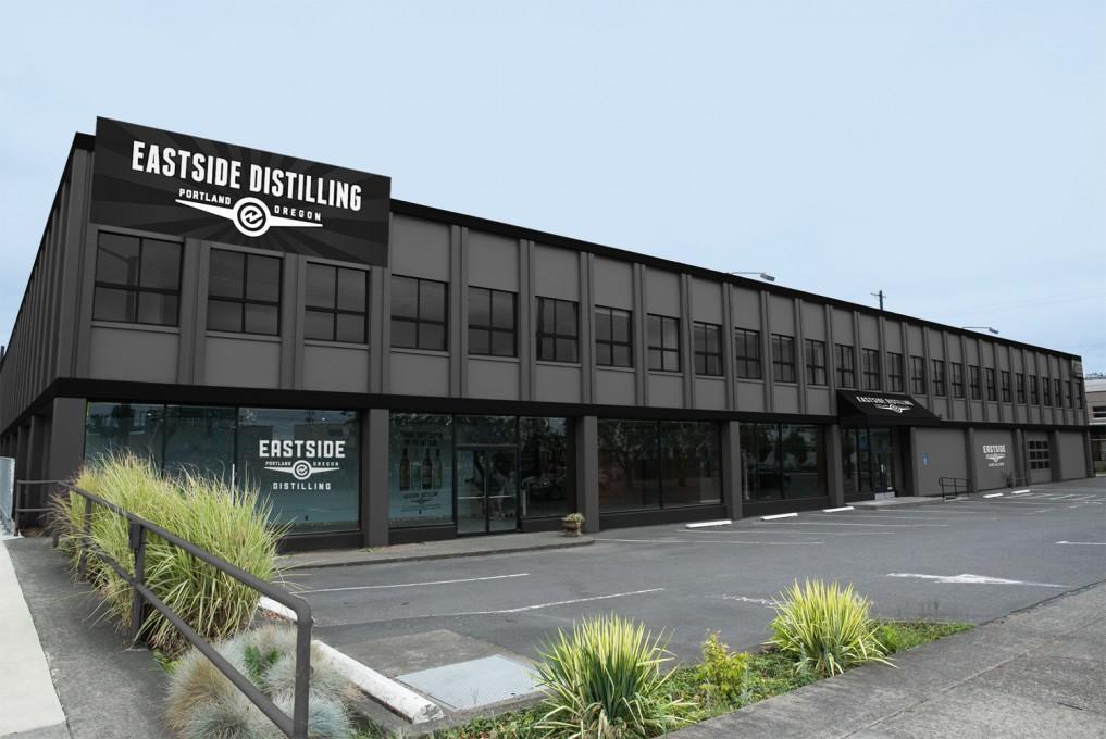 Eastside Distilling Begins Build-Out of Distillery and Tasting Room