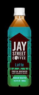 Jay Street Latte