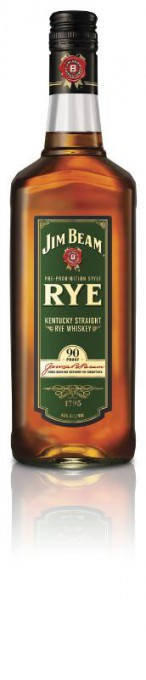 Jim Beam Rye Whiskey Staple