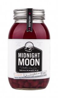 Midnight Moon Raspberry Bottle Shot