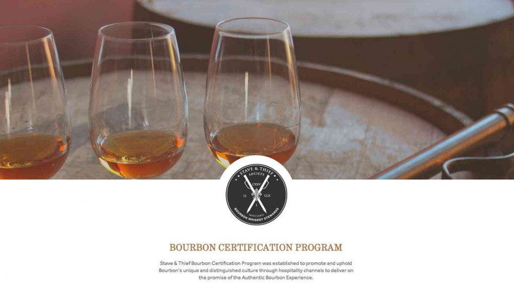 Stave & Thief Society, a Bourbon Certification Program, Launches in Louisville