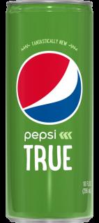 Pepsi True 10 oz. can